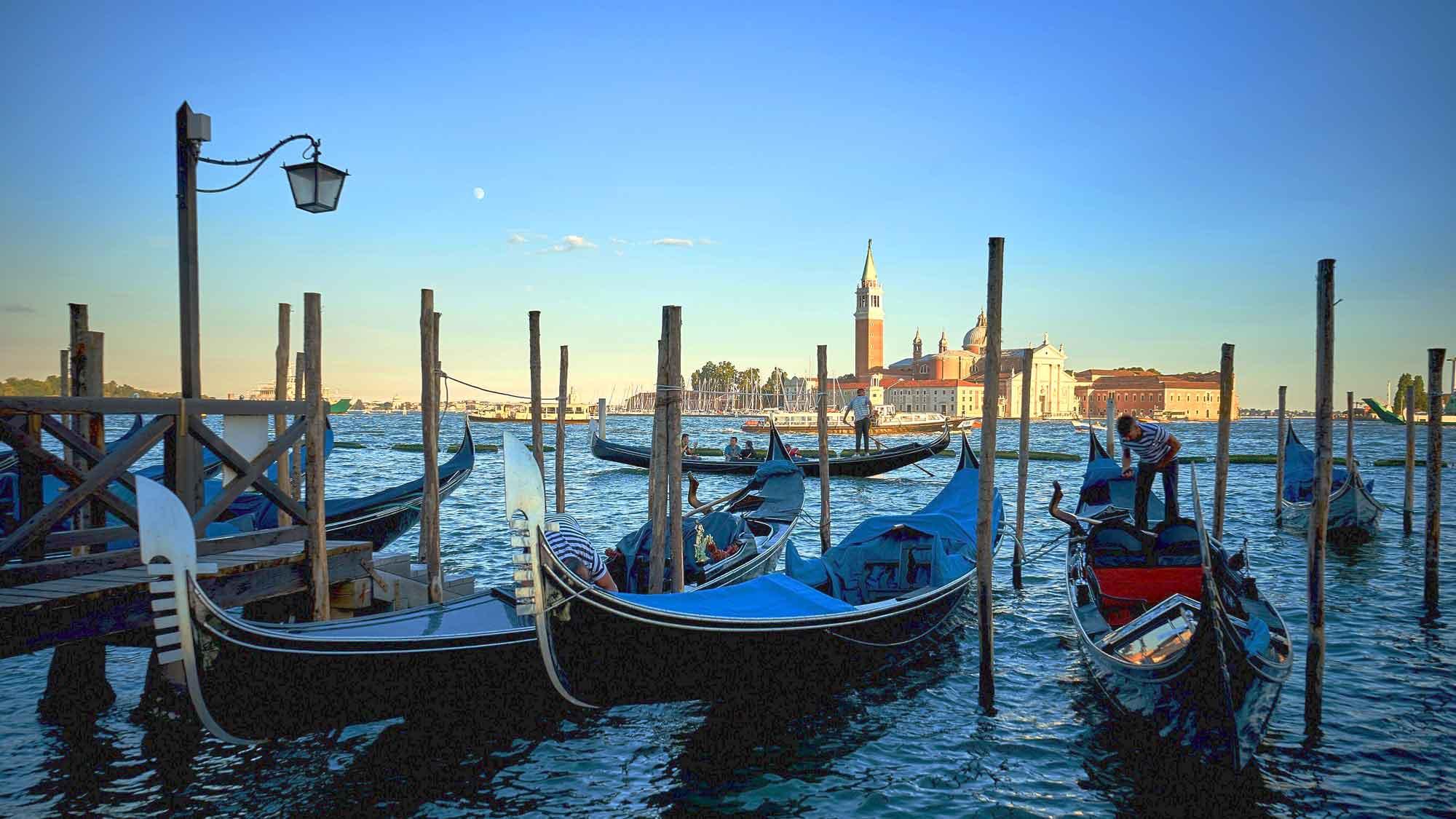 La meraviglia Venezia
